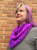 Starlight Zoie Cowl Pattern Knit Versions - PATTERN FILE ONLY