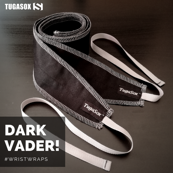 Dark Vader Strength Wraps