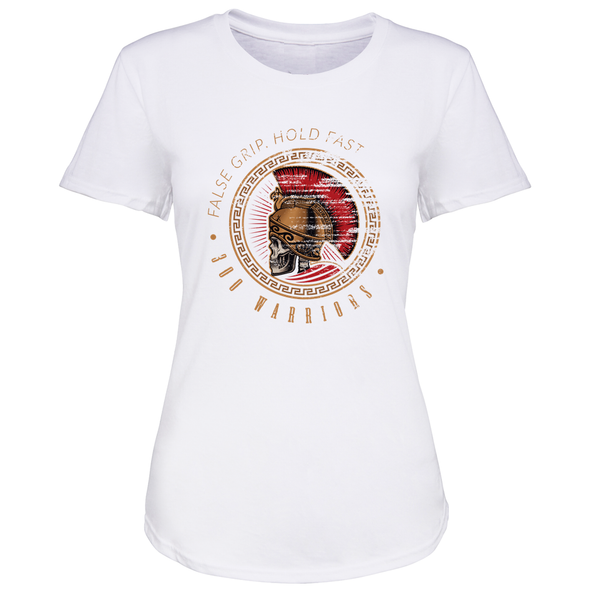 300 Warriors - Ladies T-Shirt by False Grip