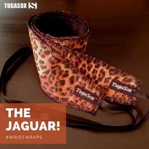 Jaguar Wrist Wraps