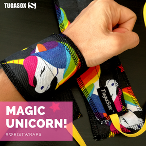 Magic Unicorn Wrist Wraps