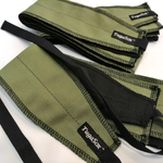 Army Green Wrist Wraps