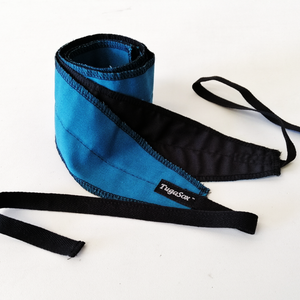 Baltic Blue Wrist Wraps
