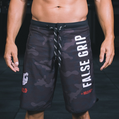 Calções Black Camo | Black Camo Men Shorts