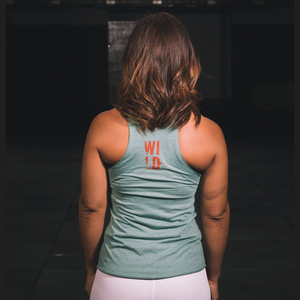 Born Wild - Ladies Top Tank