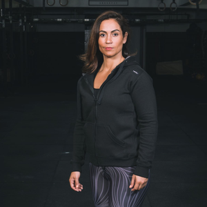 Carbon - Ladies Zipper Hoodie | Carbon -Ladies Full zipper hoodie