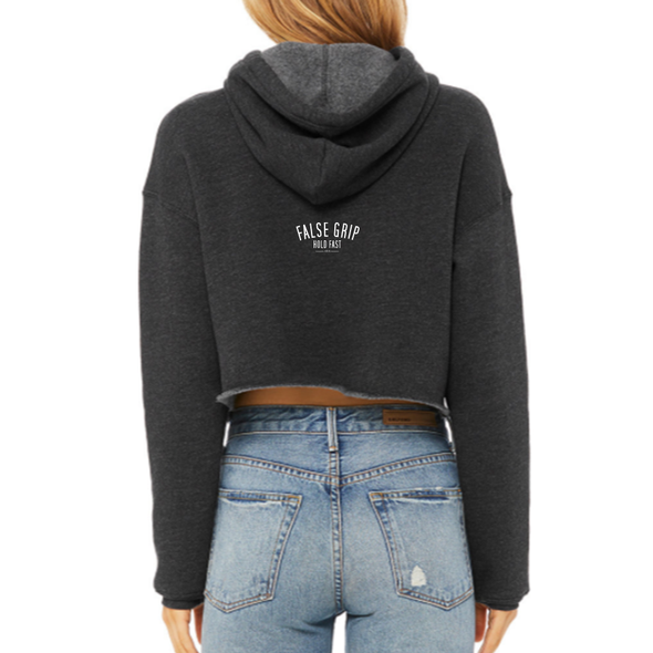 New Sheriff in the box - Cropped Hoodie