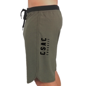 Calções Masculinos CrossFit CSAC | Costumized Men Shorts CrossFit CSAC