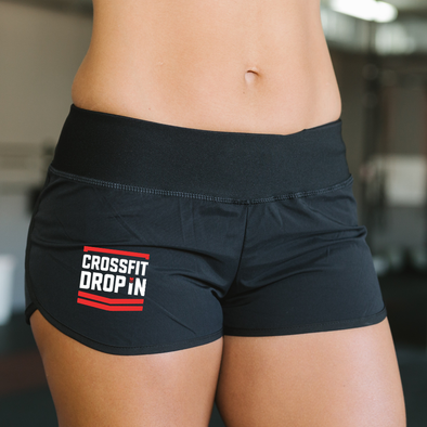 Calções Femininos - CrossFit Drop In | Ladies Shorts - CrossFit Drop In