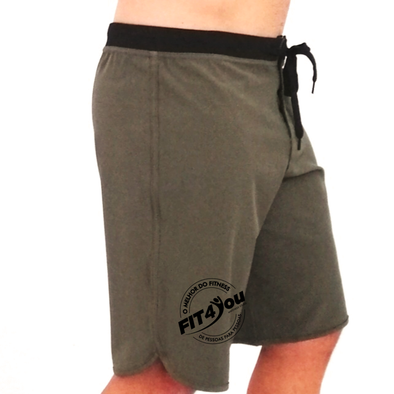Calções Masculinos Army Green Fit4You | Customized Men Shorts Army Green Fit4You
