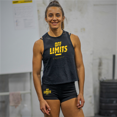 Squat and Lift Shorts - Personalizados Off Limits Crossfit