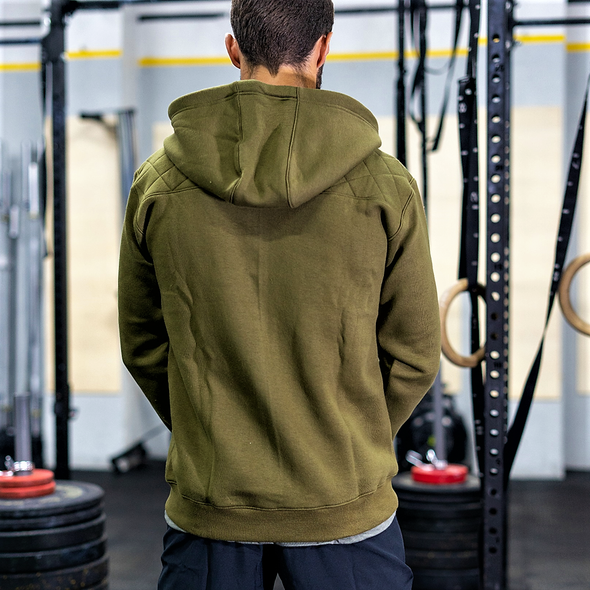 Casacos Unisexo - Cyclone - Off Limits CrossFit | Unisex Zip-Up hoodies- Cyclone - Off Limits CrossFit