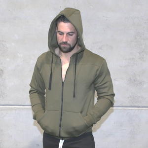 Cyclone - Men's Zipper Hoodie  | Cyclone - Men's full zipper hoodie
