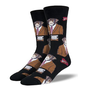 Monkey Biz - Men's Crew socks