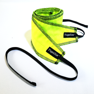 Electric Yellow Wrist Wraps