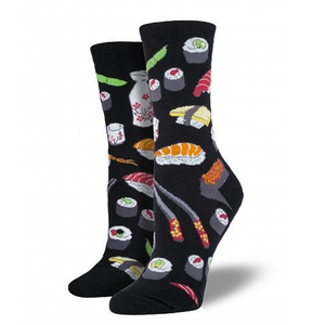 Sushi Ladies Crew socks