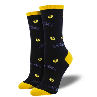 Eying you - Ladies Crew socks