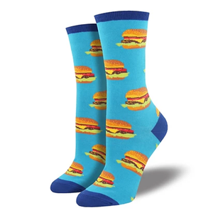 Good Burguer -  Ladies Crew socks