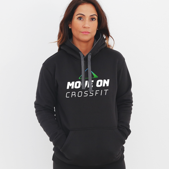 Pullover Hoodie Unisexo Move On CrossFit | Unisex Pullover Hoodie - Move On CrossFit