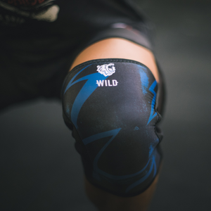 Joelheiras ThunderBlue (Black/Blue) | ThunderBlue - Knee sleeves (Black/Blue)