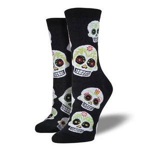 Big Muertos Ladies Crew socks