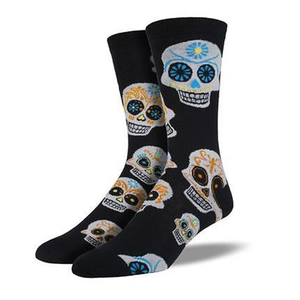 Big Muertos Men Crew socks