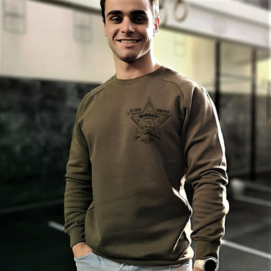 New Sheriff in the Box - SweatShirt Masculina