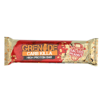 Grenade Carb Killa, White Chocolate Salted Peanut - 60gr.