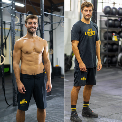 Calções Masculinos - Off Limits CrossFit | Customized Men Shorts -Off Limits Crossfit