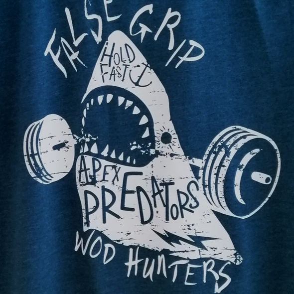 Wod Hunters - Men T-Shirt by False Grip
