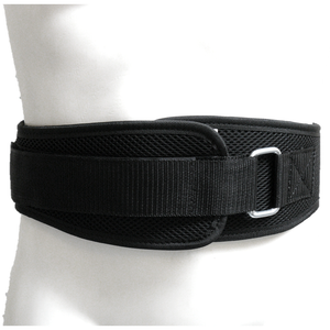 Velcro Lifting Belt - Black