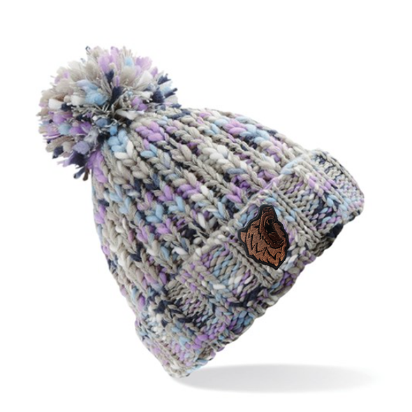 Gorro Unisexo Winter Rose | Winter Rose Unisex Beanie