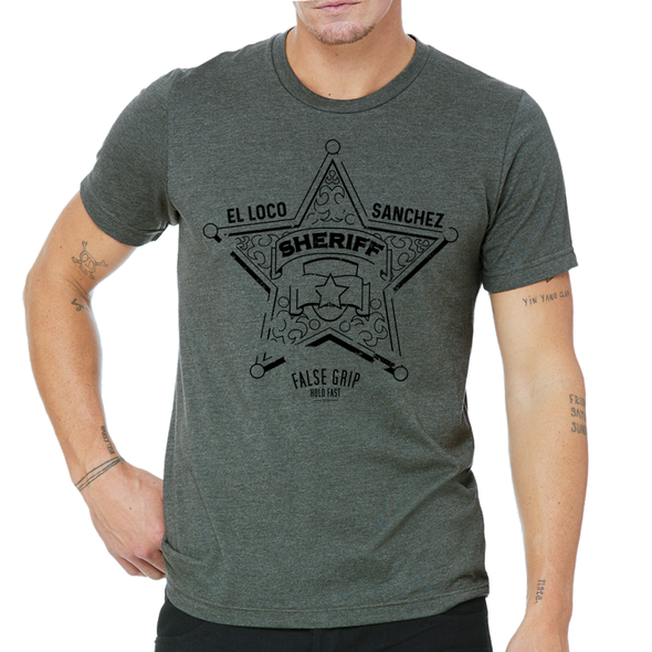 New Sheriff in the Box - Men T-Shirt