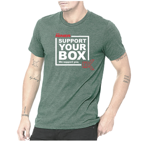 We Support You - T-Shirt CF Niner