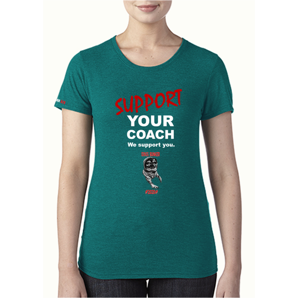 We Support You - COACH - T-Shirt Dinis Bunker