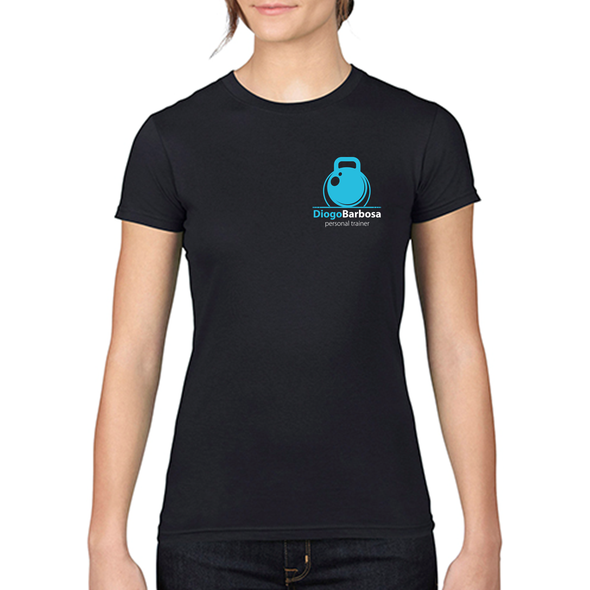 T-Shirts Femininas PT Diogo Barbosa | Ladies customized t-shirts - PT Diogo Barbosa