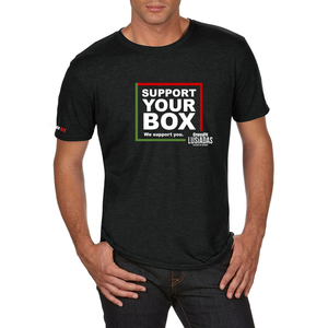 We Support You - T-Shirt CF Lusíadas