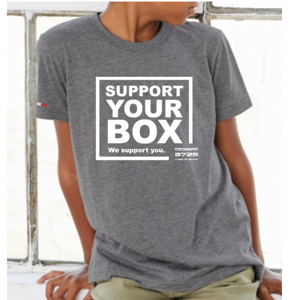 We Support You - T-Shirt CF 2725