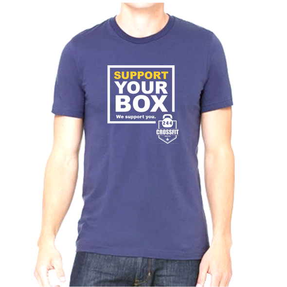 We Support You - T-Shirt CF 244