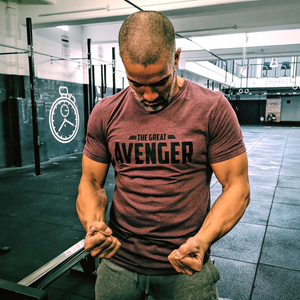 The Great Avenger - Men T-shirt