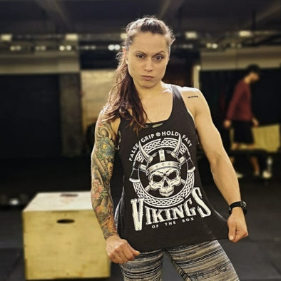 Vikings of the Box- Ladies Top Tank