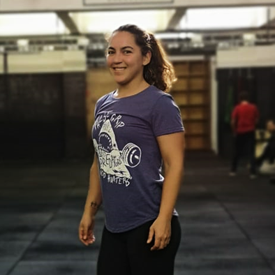 Wod Hunters- Ladies T-Shirt