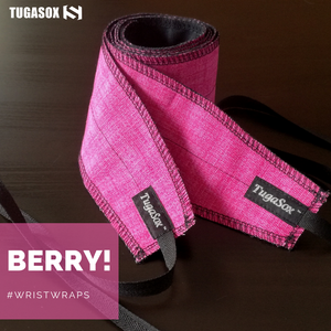 Berry Wrist Wraps