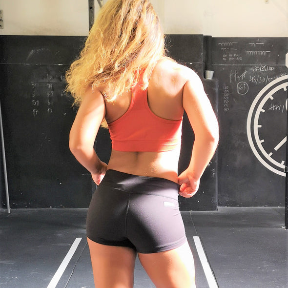 Dark Oreo - Squat and Lift Shorts