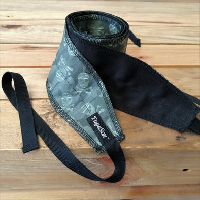 Camo Skulls Power Wraps