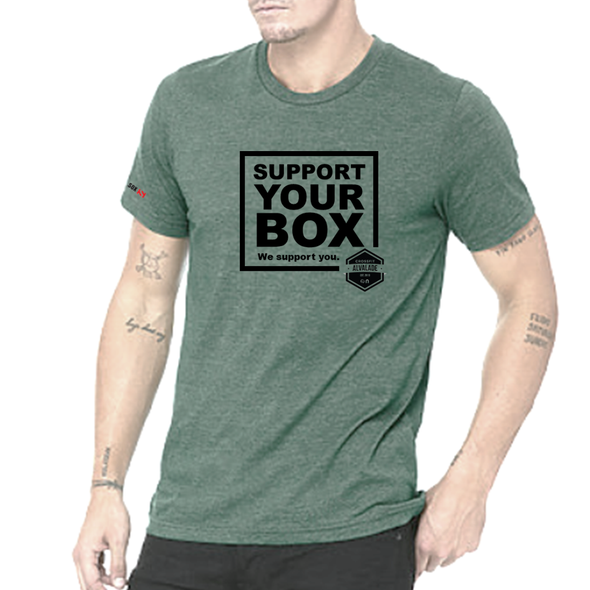 We Support You - T-Shirt CF Alvalade