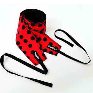 Lady Bug Wrist Wraps