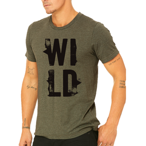 False Grip Icon T-Shirt - Wild collection