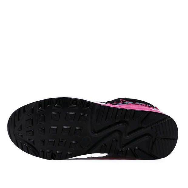Pearlzone_Plus Velvet Warm Shoes for Women