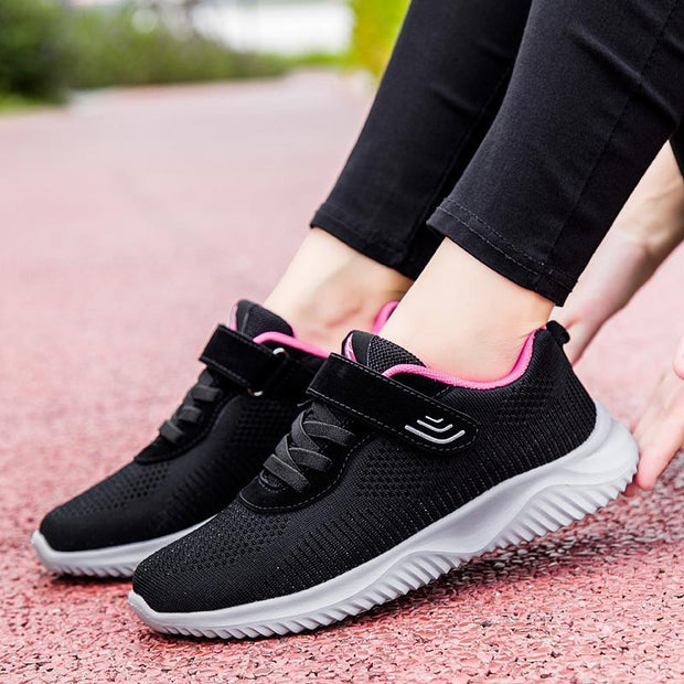 Women's Soft Mesh Slip-on Shoes